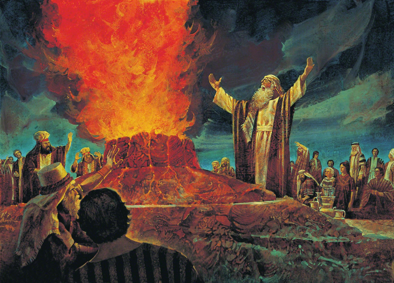 Baal - Holman Bible Dictionary - Bible Dictionary