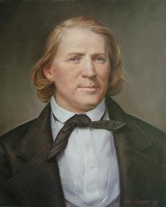 Brigham Young 1801-1877