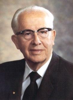 President Ezra Taft Benson
