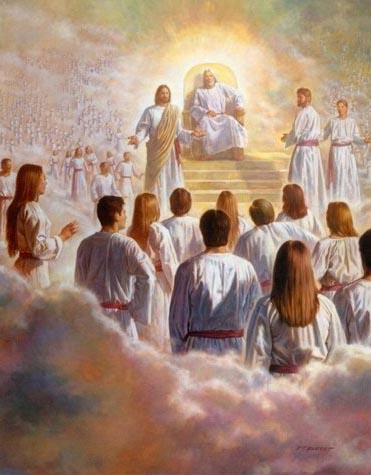 """Here am I, send me."" - Moses 4:2"