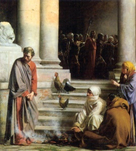 Renunciation of Peter