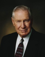 Elder James E. Faust 1920-2007