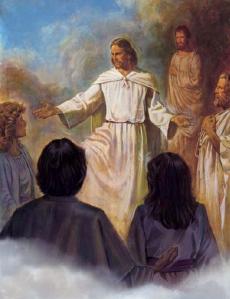 Jesus in Spirit World