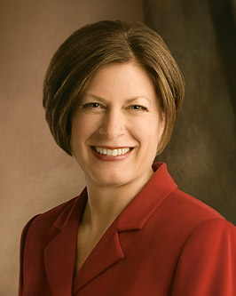 Sister Julie B. Beck, President of the General Relief Society Presidency 2007-2012