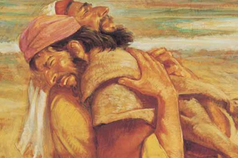 Genesis 33-34 Solving Conflict the Lord's Way | LDS Scripture Teachings