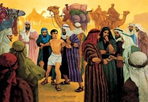 Genesis 37 - Joseph sold into slavery