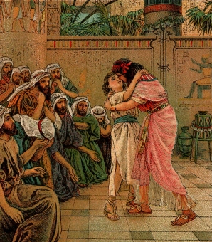 Genesis 45:1-15 Joseph forgives his brothers
