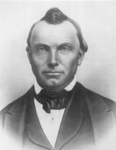 Captain James Brown 1801-1863 Founder of Ogden, Utah