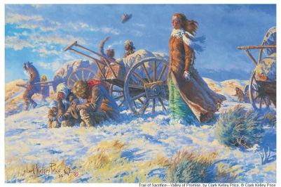 handcart-pioneers