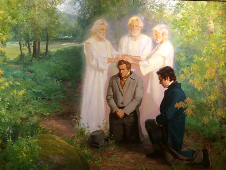 Dating the Restoration of the Melchizedek Priesthood | LDS