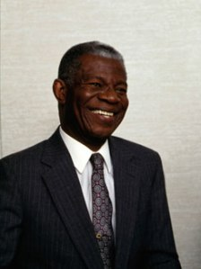 Helvécio Martins 1930-2005 was the first person of Black African descent to be called as a general authority of The Church of Jesus Christ of Latter-day Saints.