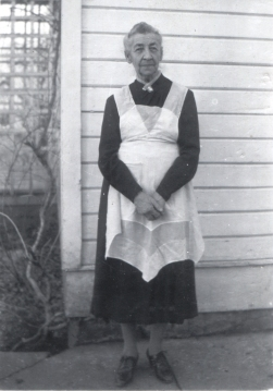 "Mary Ellen ""Ella"" Jensen Wight 1871-1957. Ella married Henry Wight (1861-1943) and had 4 children. Source: Findagrave.com"