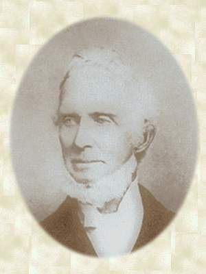 Joseph Noble 1810-1900 - Source: GApages.com