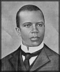 Walker Lewis 1798-1856 An African-American who joined the Church in the 1840's and was ordained an elder by William Smith