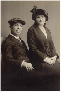 Willard and Rebecca Bean served for 25 years on the Palmyra farm- from 1915 to 1940