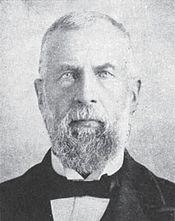William Budge 1828-1919