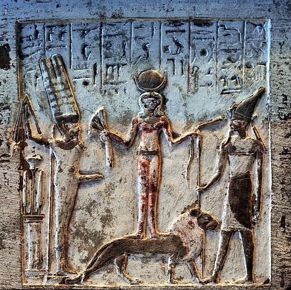 Resheph – God of War, Pestilence, and the Underworld in the