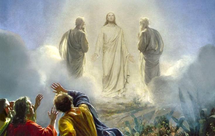 Matthew 17 – The Mount of Transfiguration | LDS Scripture ...